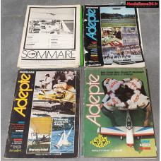 Lot de 4 revues de 1977 : 7701