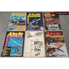 Lot de 6 revues de 1982 : 8201