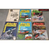Lot de 6 revues de 1982 : 8202