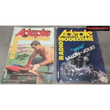 Lot de 2 revues de 1982 : 8204