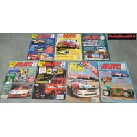 Lot de 7 revues de 1993 : 9302