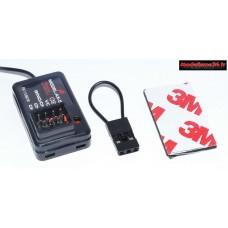 Récepteur 3 Voies pour radio m425 : m425R