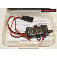 Interrupteur électronique avec protection basse tension Yuki : m443