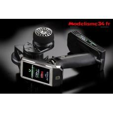 Radio Absima CR4T Ultimate avec télémetrie : m421