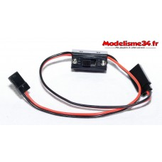 Interrupteur prises type Futaba : m440