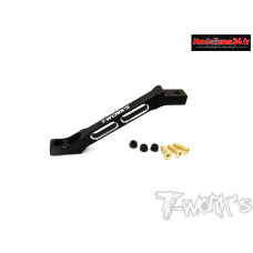 T-Work's Renfort de chassis AVT alu pour MP10 : TO280FMP10