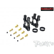 T-Work's Paliers centraux alu pour MP9/MP10 : TO295