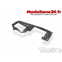T-Work's Platine radio carbone MP10 : TO-266