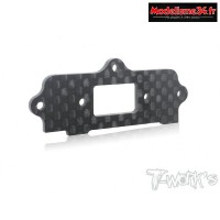 T-works Platine carbone ajourée interrupteur MP9 : TO209S