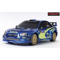 Tamiya Subaru Impreza Mexico 04 TT01E : 47372