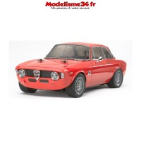 Tamiya Alfa Giulia Sprint GTA 1/10 kit M-06 : 58486