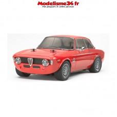 Tamiya Alfa Giulia Sprint GTA 1/10 kit M-06 : 58486