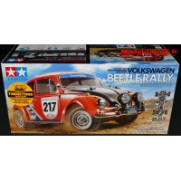 Tamiya Volkswagen Beetle Rally kit MF-01X : 58650