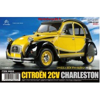 Tamiya Citroen 2CV Charleston 1/10 kit M-05 : 58655