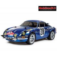 Tamiya Renault Alpine A110 MC 71 M06 :  58591