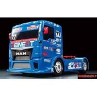 Tamiya MAN TGS Reinert Racing TT01E : 58642