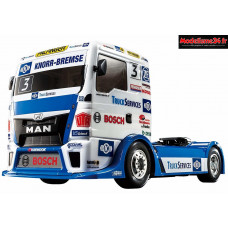 Tamiya MAN TGS Team Hahn Racing TT01E :  58632