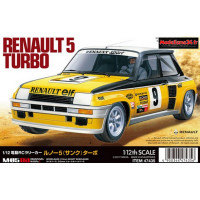 Tamiya Renault 5 Turbo Rally M05Ra : 47435