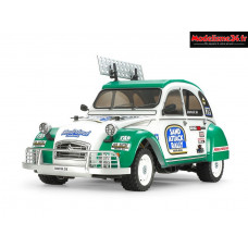 Tamiya Citroen 2CV Rally M05Ra 1/10 kit : 58670
