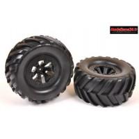 T2M Kit roues ( 1 paire) :  T4941/25