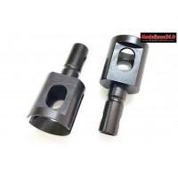 T2M Rotules fixation amortisseurs Light pour Pirate RS3 : T4960/91