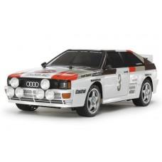 Tamiya  Audi Quattro A2 TT02 : 58667