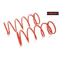T2M Ressort amortisseur AV Orange (60mm/ 6,5 spires) : T4960/53
