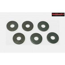 T2M Rondelles 2,9x8x0,5mm : T4960/06