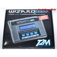 Chargeur T2M Wizard X6S+ 100W : T1234