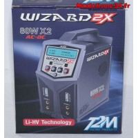 Chargeur T2M Wizard 2X : T1248