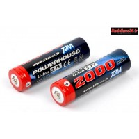 Batteries Accus Li-Ion 3,7V 2000mah : T4933/19