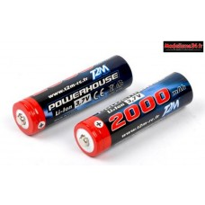 Batteries Accus Li-Ion 3,7V 2000mah : T4933/19