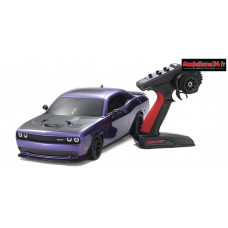 Kyosho Fazer MK2 Dodge Challenger SRT Demon 1/10 RTR : 34415T1B
