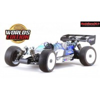 "Mugen MBX-8 nitro en kit ""World Edition"" : E2025"