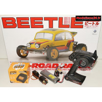 Combo luxe complet Kyosho Beetle 1/10 2wd kit legendary séries.