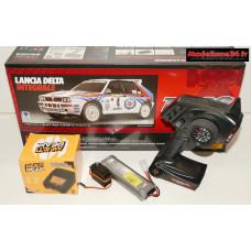 Combo luxe complet Tamiya Lancia delta integrale TT02