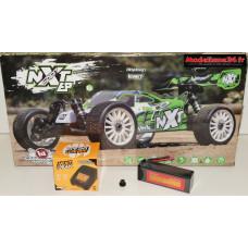 Combo 3s Buggy 1/8 HobbyTech Spirit NXT EP 2.0 RTR