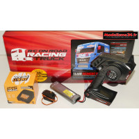 Combo Nimh complet Tamiya MAN TGS Reinert Racing TT01E