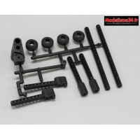 Kyosho Support de carrosserie 1/10 (FT22B) : 97016B