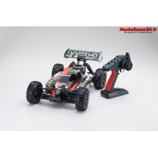 Kyosho Inferno Neo 3.0 readyset T2 rouge - K.33012T2