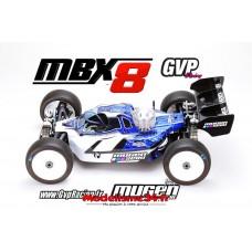 Mugen MBX-8 nitro en kit : E2021