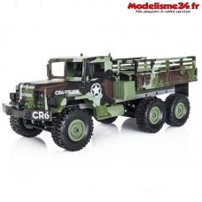 Funtek CR6 Militairet RTR - FTK-CR6-CM2