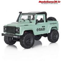 Funtek 4x4 Raid version 2 vert RTR - FTK-RAID2-GR